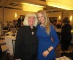 Charlotte Beasley and Margi Helschein