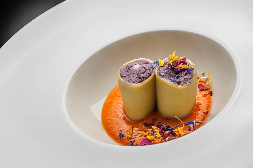 Bocca di bacco ristorante gourmet napoli for Piatti di cucina