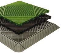 Tecto-San PP Kunststoff - Bodenplatten