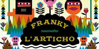 Articho + Requins marteaux, racontés par Chamo