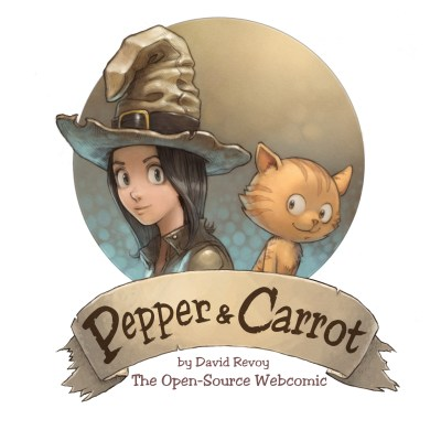 peppercarrot#1_logo