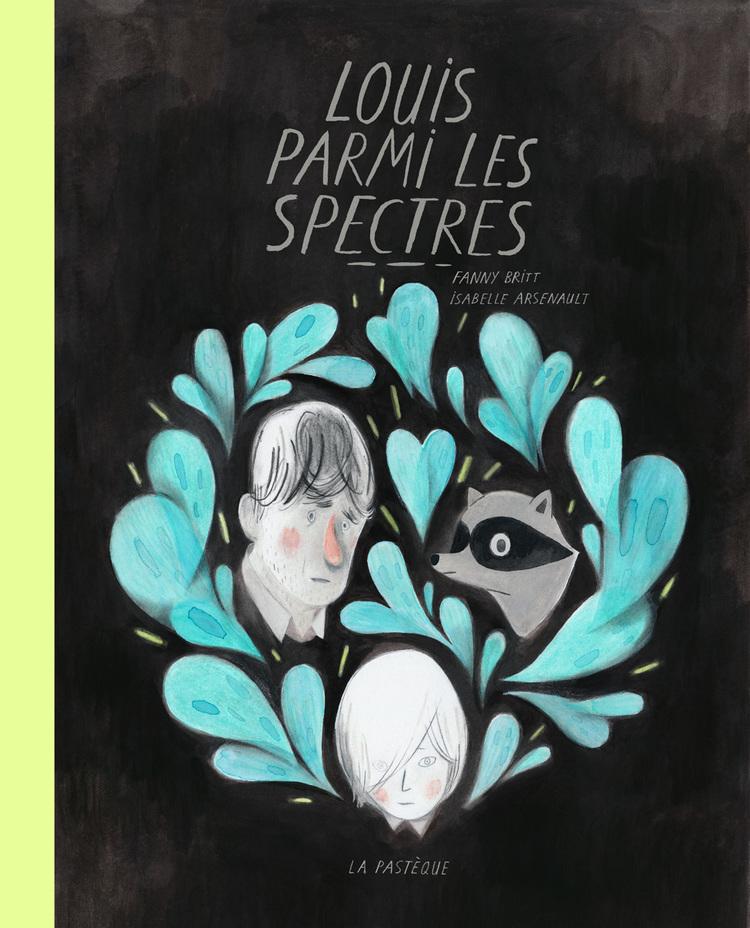 Louis parmi les spectres remporte le prix ACBD-Québec 2017