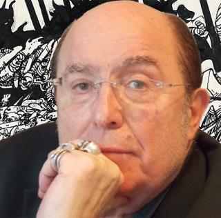Philippe Druillet, héraut du 9e art