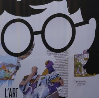 Lyon BD vous explique «L'Art invisible»