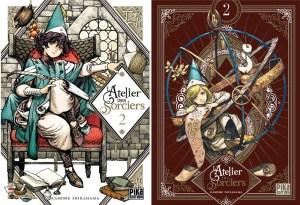 L Atelier des sorciers collector 2