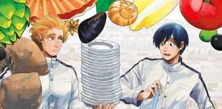 Taro Samoyed, une mangaka aux fourneaux