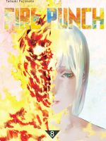 Fire Punch 8 Couv