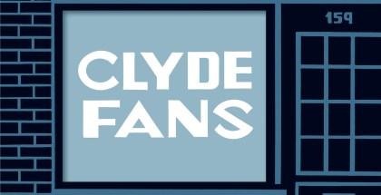 Clyde fans Une