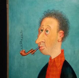 Albert Dubout, brillant dessinateur de la France et des Français