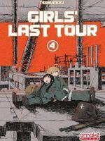 Girls last tour 4 Couv