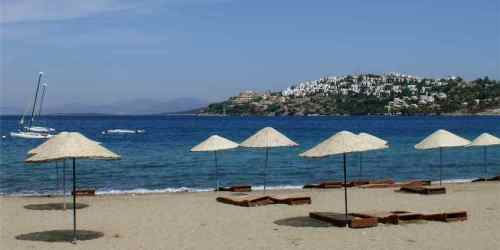 Gundogan Beach, Bodrum Peninsula Turkey
