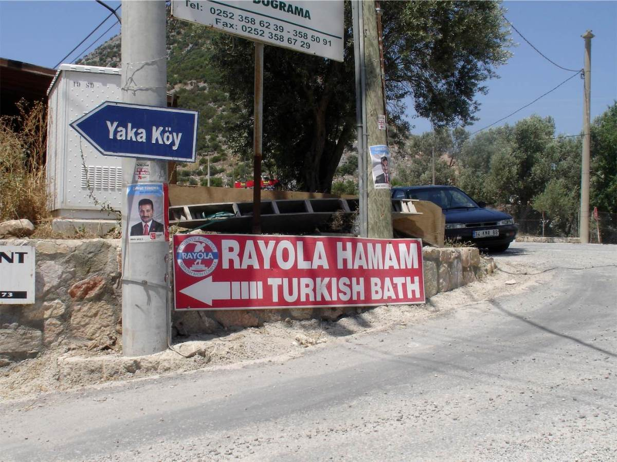 Rashid's Turkish Bath Complex Ortakent