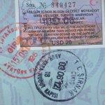 US entry visa for Turkey