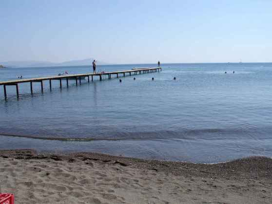 Karaincir Beach, Turgutreis, Turkey