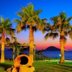 Turgutreis Sunset, Bodrum Turkey