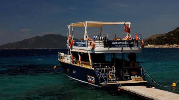 Erman Diving Bodrum Peninsula Turkey
