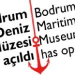 Bodrum Maritime Museum Sign