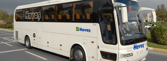 Bodrum Airport Transport: Havaş Shuttle Bus