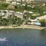 View of the Kadikale Resort in Kadikalesi Turkey