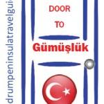 Open the Door to Gumusluk Front cover image