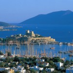 View over Bodrum