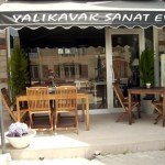 Exterior of Yalikavak Art House and Cafe Bodrum Turkey