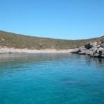 Aquarium Bay near Gumbut Bodrum Peninsula Turkey