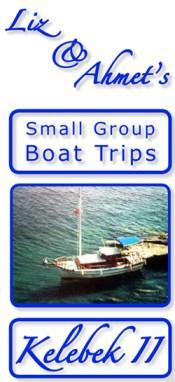 Kelebek Boat Bitez Bodrum Peninsula Turkey
