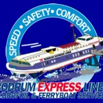 Logo for Bodrum Express Lines Ferry and Hydrofoil