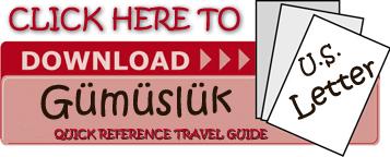 Gumusluk-US Bodrum Turkey