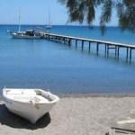 Karaincir Beach Turgutreis Bodrum Peninsula Turkey