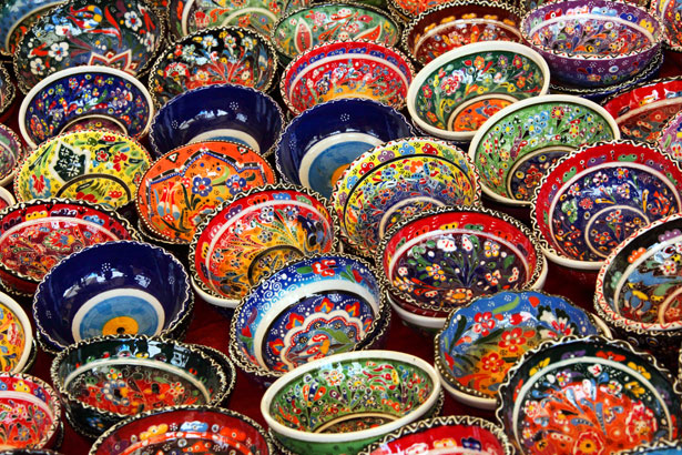 Top 5 Souvenirs from Turkey