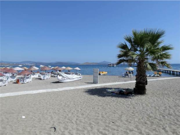 Camel Beach, Kargi Bay, Bodrum Peninsula Turkey