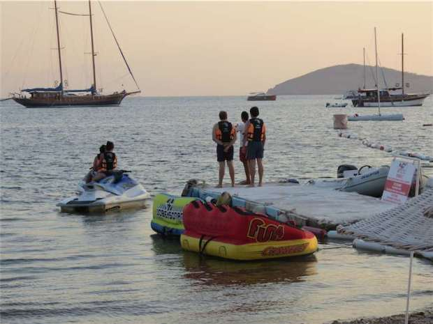 Bitez Water Sports Bodrum Peninsula Turkey