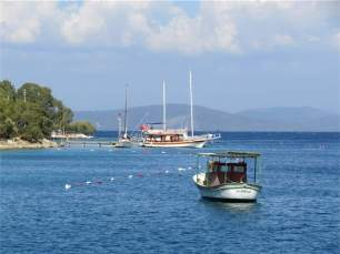 Torba Bay Bodrum Peninsula Turkey