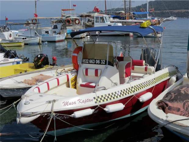 Golkoy Water Taxi