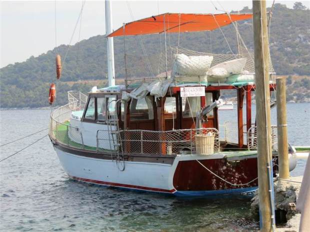 Golkoy Day Boat Excursions