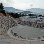 Bodrum Amphitheatre Bodrum Peninsula Turkey
