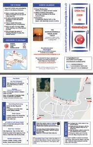 Gundogan Front Cover of QRTG Bodrum Peninsula Turkey