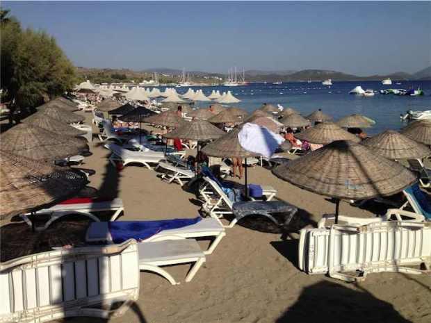 Ortakent Yahsi, Bodrum Peninsula Turkey