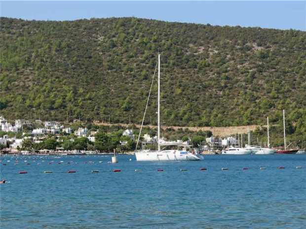 Torba, Bodrum Peninsula, Turkey