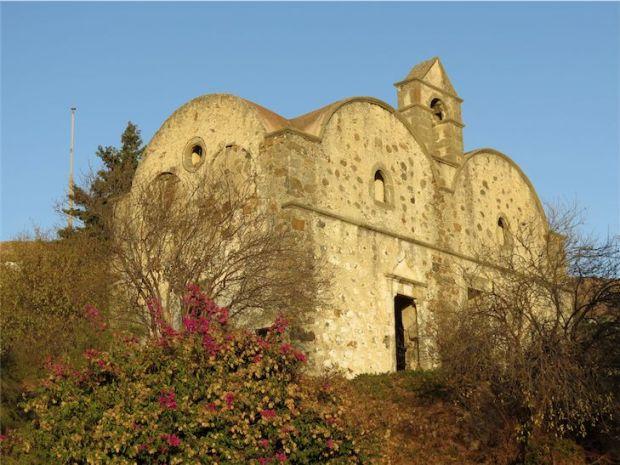 Kadikalesi Greek Church Bodrum