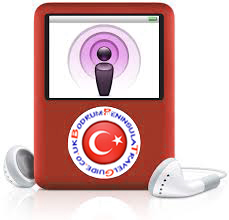 Bodrum Podcast Player