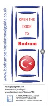 Front-Panel_Bodrum_QRTG Turkey