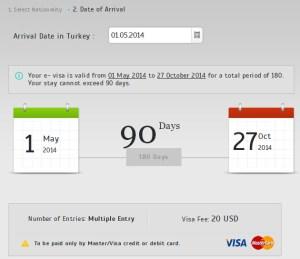 E-Visa Turkey Visa Application Street Official Site