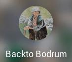 Back to Bodrum Website Logo