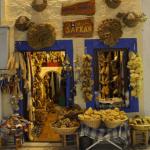 Bodrum Shopping for Sea Sponges at Safran