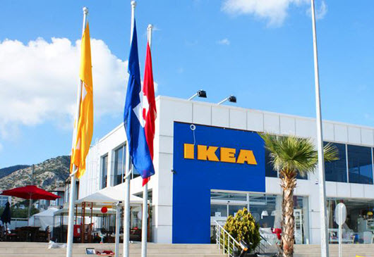IKEA Konacik Bodrum Turkey 2014