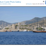 Bodrum Castle Things to do in Turkey Sightseeing Photos