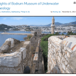 Bodrum Castle and Museum Highlights Turkey